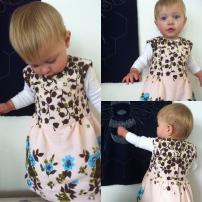 """Amelia"" floral dress"