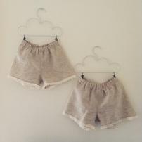 """""""Frida"""" linen shorts"""